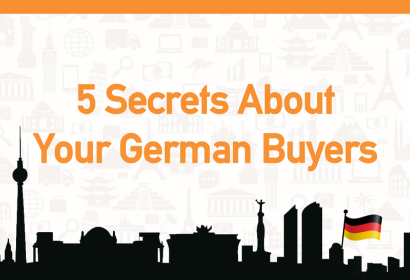 5 secrets about your German buyers